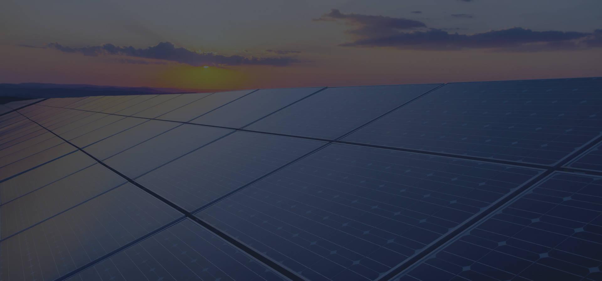 Projeto de energia solar
